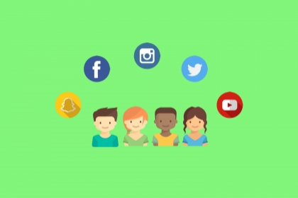 Redes sociales preferidas por la comunidad teen